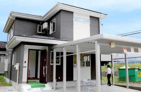長峰町の注文住宅